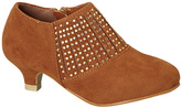 Brown Sparkle Molly Bootie