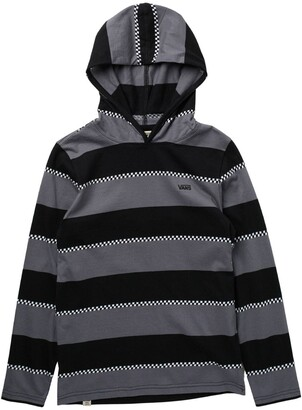 Vans By Check Stack Pullover Hoodie