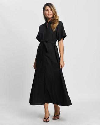 Atmos & Here Sammy Midi Dress
