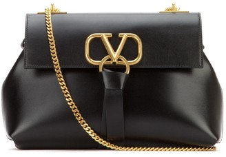 Valentino VRing Chained Crossbody Bag