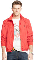 Polo Ralph Lauren Men's Big & Tall Hooded Windbreaker