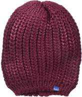 Keds Women's Metallic Coated Knit Beanie