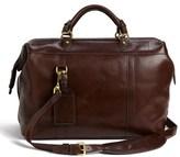 Mulholland Leather Duffel Bag