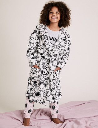 Marks and Spencer Snoopy Dressing Gown (6-16 Yrs)