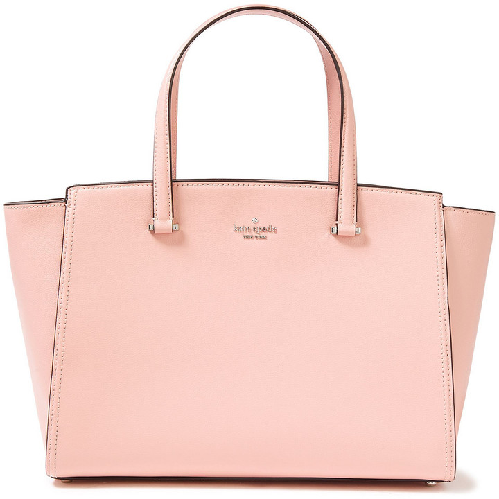 Kate Spade Patterson Drive Geraldine Textured-leather Tote