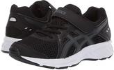 Asics Kids Kids Jolt 2 PS (Toddler/Little Kid) (Black/Steel Grey) Boys Shoes