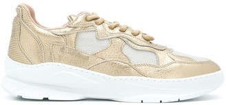 Filling Pieces Chunky Sole Sneakers