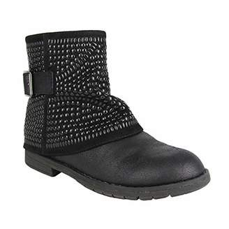 Not Rated X Laura Marano Lars Studded Combat Boot in