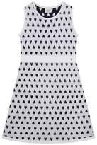 Giorgio Armani Sleeveless Heart Dress