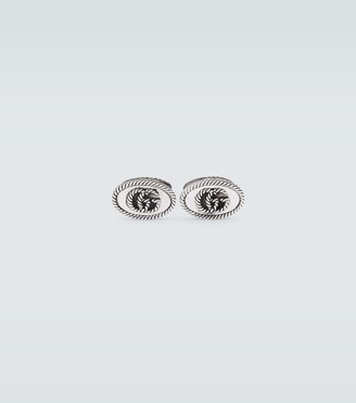 Gucci Double G cufflinks