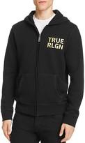 True Religion Drippy Horseshoe Hoodie Sweatshirt