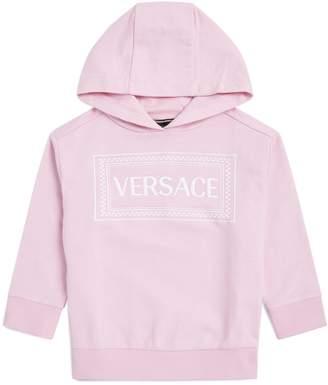 Versace Cotton '90s Vintage LogoHoodie