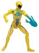 Power Rangers Power Ranger Figures Movie Action Hero - Yellow Ranger