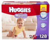 Huggies Little Movers Diapers Giant Pack (Select Size)