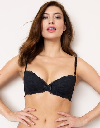 Agent Provocateur Rosele Padded Underwired Bra