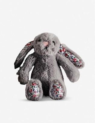 The Little White Company Jellycat Blossom Bashful Bunny mini toy 14cm