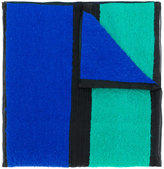 Giorgio Armani striped cosy scarf - women - Silk/Acrylic/Polyamide/Mohair - One Size