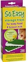 Fresh Baby Baby Food/Brst Milk Tray ea ( Multi-Pack)