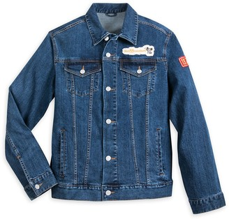 Disney Mickey Mouse Denim Jacket for Adults Walt World