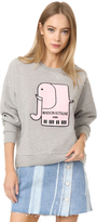 MAISON KITSUNÉ Elephant Sweatshirt