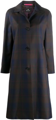 Paul Smith Gradient Check Coat