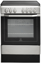 Indesit I6VV2AXUK Electric Cooker, Silver