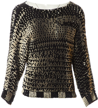 Marc by Marc Jacobs Black Cotton Knitwear