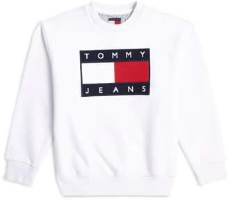 Tommy Hilfiger Tommy Jeans Flag Logo Sweatshirt