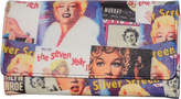 Monroe Marilyn Forever Beautiful Collage Wallet MM610 (Women's)
