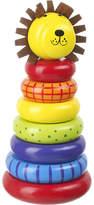 Orange Tree Toys Lion stacking ring