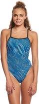 Speedo Endurance+ Women's Sprinter Switch Flyback One Piece Swimsuit 8155654