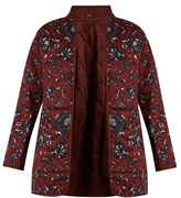 Etoile Isabel Marant Daca reversible quilted-cotton coat