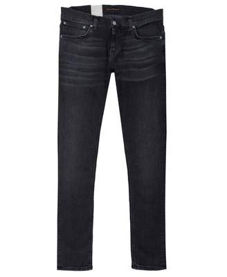 Nudie Jeans Tight Terry Skinny Fit Jeans Colour: BLACK, Size: 36S