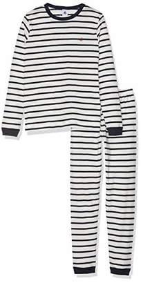 Petit Bateau Boy's Pyjama_4697501 Set,(Size: 3Years/95centimeters)