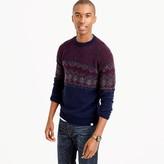 J.Crew Norse ProjectsTM Birnir Fair Isle sweater