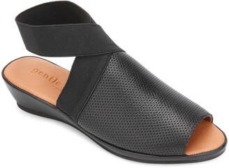 Gentle Souls by Kenneth Cole Lily Wedge Sandal