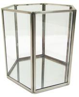 Threshold Medium Holder Terrarium Silver