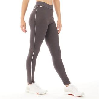 Bench Womens Havoc Leggings Charcoal Marl