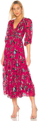 Tanya Taylor Dulce Floral Dress
