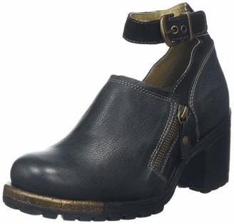 Fly London Women's LEPU306FLY Ankle Strap Heels