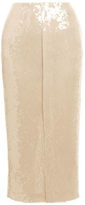 Roland Mouret Nobel Stretch Sequin Pencil Skirt