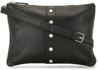 agnès b. Studded Crossbody Bag
