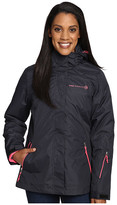Free Country Radiance Print 3-in-1 System Jacket with Detachable Hood