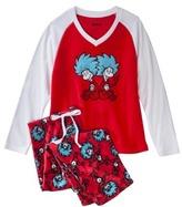 Dr. Seuss Juniors Pajama Set - Thing 1, Thing 2