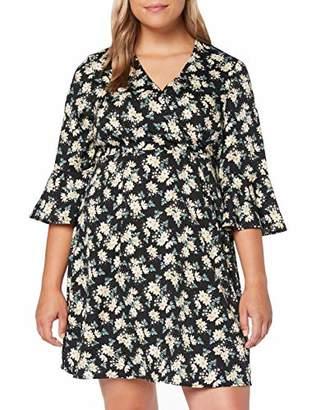 SIMPLY BE Women's Ladies Wrap Dress,(Size:)