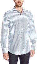 Robert Graham Men's Saguaro Long Sleeve Button-Down Shirt