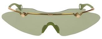 Fenty by Rihanna Centerfold 130MM Mask Sunglasses