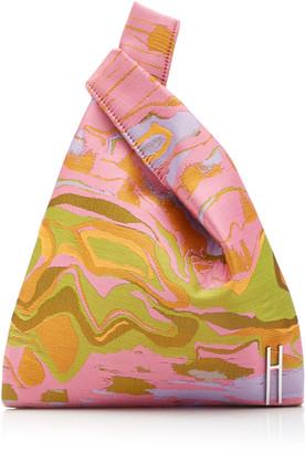 Hayward Mini Shopper Tie-Dyed Jacquard Bag