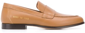 Common Projects Almond Toe Loafers