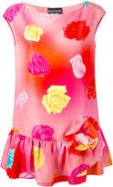 Moschino floral print sleeveless blouse
